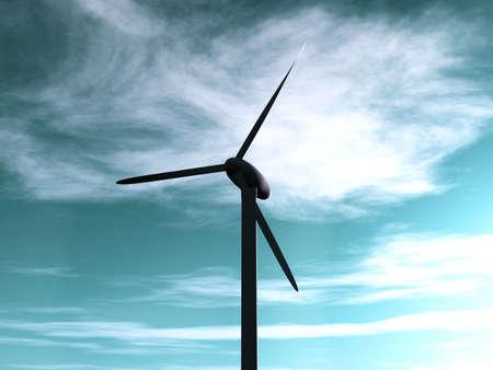 energia eolica: Energ�a E�lica