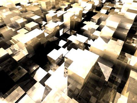 Cube Floor