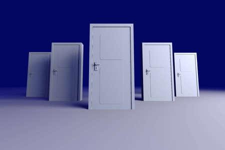 doorstep: Doors