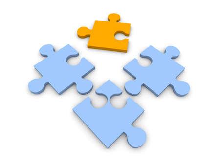 Puzzle Solution photo