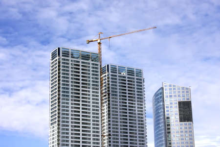 Skyscapers in Buenos Aires, Argentina. Stock Photo - 7054720