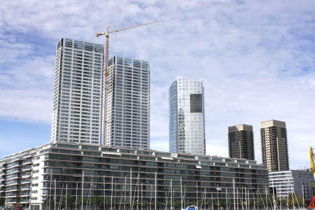 Skyscrapers in Buenos Aires, Argentina. Stock Photo - 7172597