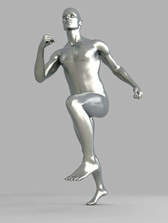 3D rendered Illustration. Stock Illustration - 7456898