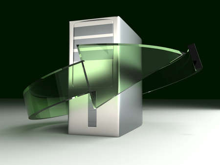 3D rendered Illustration. illustration