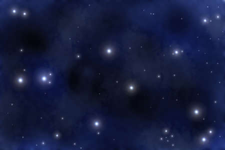 A Starfield background. Stock Photo - 8438824