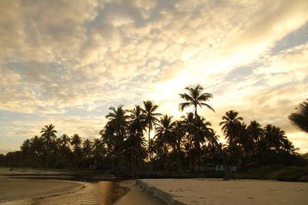 bah: Photo taken in Bahia, Brazil, South america. Stock Photo