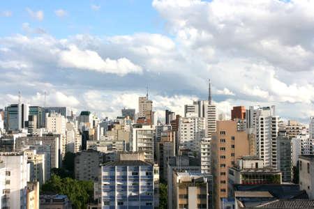 brasil: Skyline of Sao Paulo, Brazil.