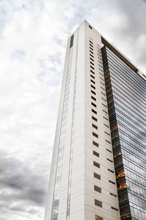Skyscraper in Buenos Aires, Argentina. Stock Photo - 9407430