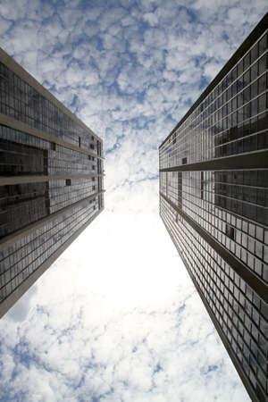 A Skyscraper in downtown Sao Paulo, Brazil. photo