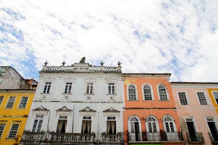 amerique du sud: B�timents historiques � Salvador, Bahia, Br�sil, Am�rique du Sud.