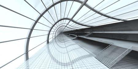 company building: 3D rendered Illustration.