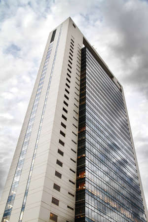Skyscaper in Buenos Aires, Argentina. Stock Photo - 12342672