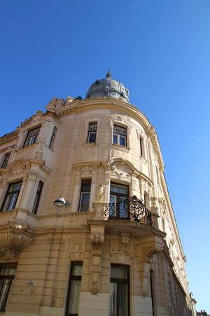 pecs: Historic building in the center of Pecs, Hungary, Europe