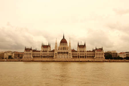 Parlament: The Hungarian Parlament in Budapest, Europe