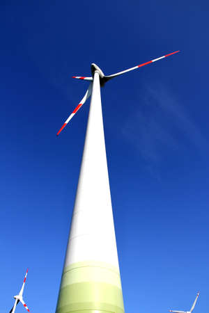 Photo of a Wind energy turbine  photo