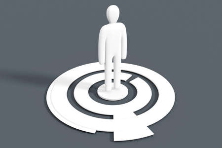 Social Icon identity  3D rendered Illustration   illustration