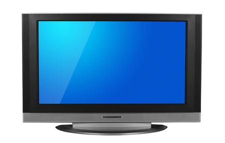 LCD television Stock Photo - 8213476