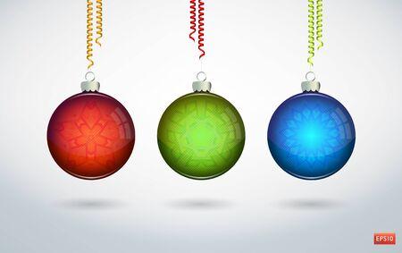 Christmas balls Stock Vector - 11102428