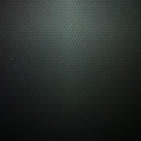 aluminum background: Metall dots pattern