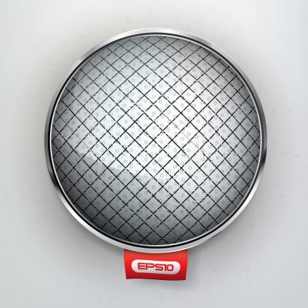 cross hatch: Seamless cross hatch pattern  Illustration