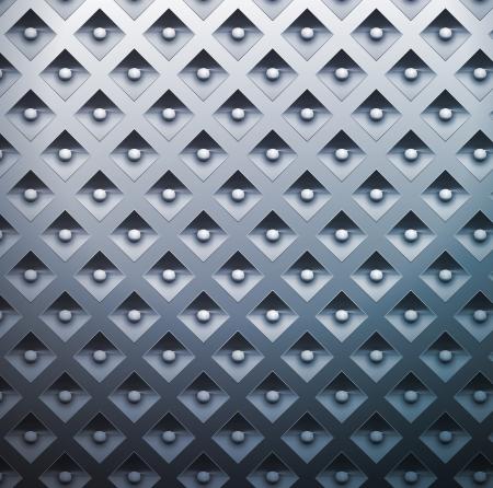 seamless metal pattern Stock Vector - 13675216