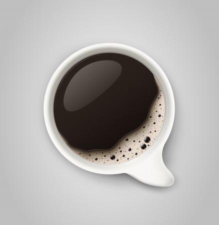 cappucino: Kopje koffie