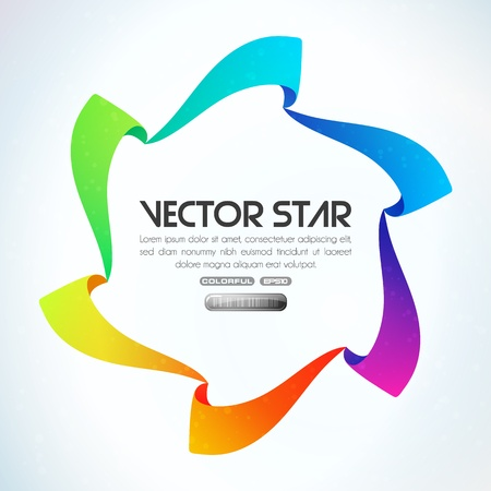 Vector star Stock Vector - 15400115
