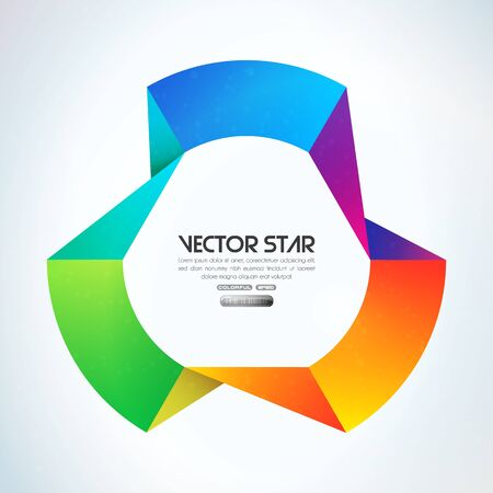 Vector star Stock Vector - 15400114