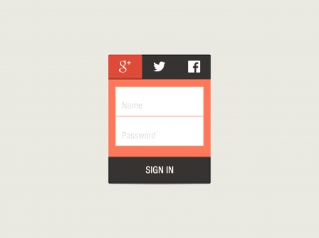 web page login password security screen Stock Vector - 20099746