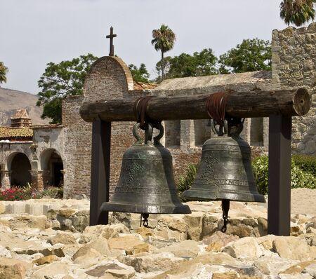 Bells at Mission San Juan Capistrano