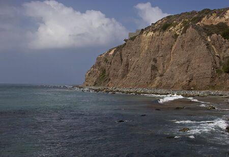 Bluff at Dana Point, California
