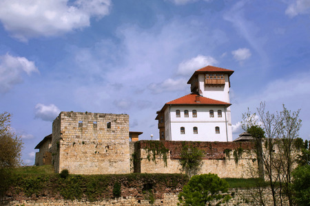 fortifications: old city fortifications