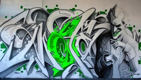 art: graffiti art