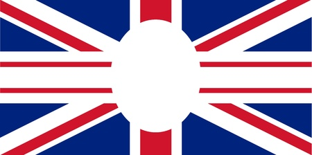 elizabeth: Diamond Jubilee Union Jack flag to celebrate Queen Elizabeth II with 60 years on the throne.