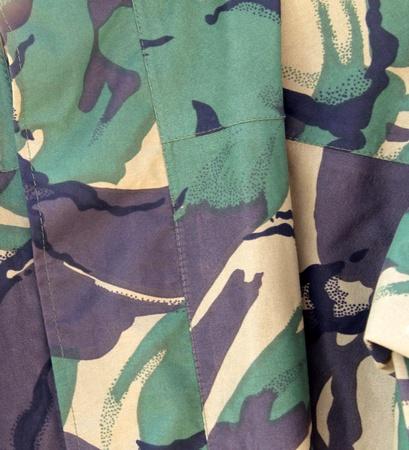 khaki: Abstract background of military khaki uniform.