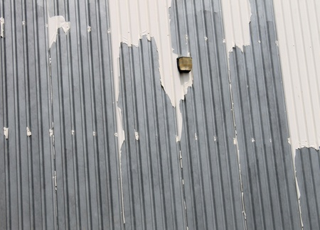 warehouse building: Exterior of old industrial warehouse building. Stock Photo
