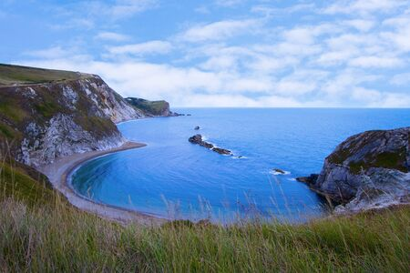 Man O War Bay Lulworth Cove Dorset