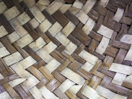 fabricate: Bamboo texture from fabricate. Stock Photo