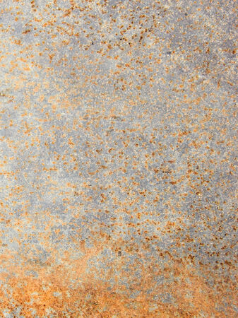corrosion: Steel with corrosion Stock Photo
