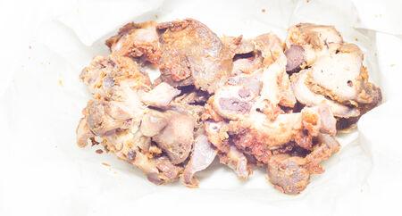 entrails: grilled soft pork entrails