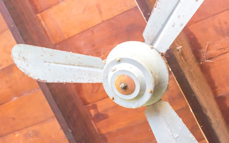 fan ceiling: Old Ceiling Fan