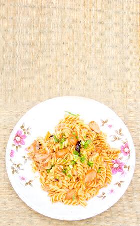 macarrones: Comida italiana, macarrones