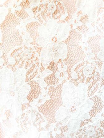 tela blanca: Old white cloth Texture Foto de archivo