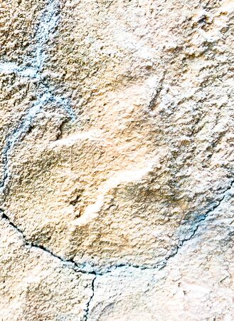 cracked concrete: Cracked concrete texture Stock Photo