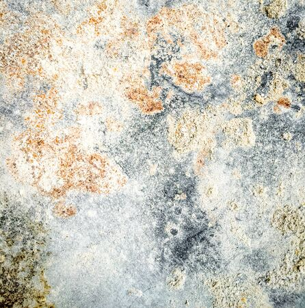 corrosion: dirty steel with corrosion