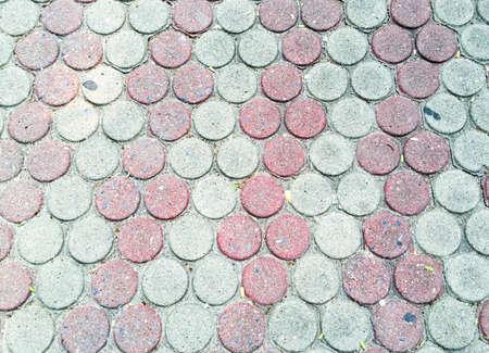 circle shape: Concrete texture with circle shape