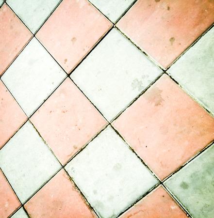 checkerboard: Red checkerboard texture floor