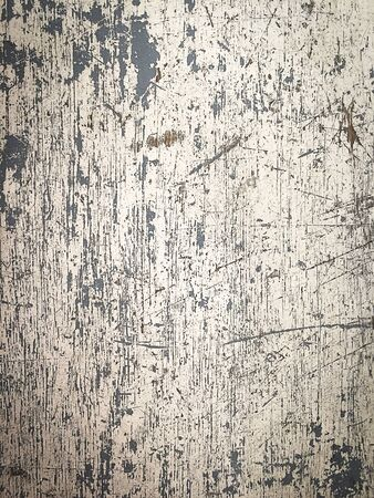 scratched: Scratched and dust stain wood Stock Photo