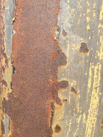 corrosion: Old steel with corrosion texture
