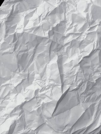 a4: Corrugate white paper A4 texture pattern  Stock Photo
